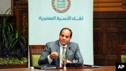 Umukuru w'igihugu ca Misiri, Abdel-Fattah el-Sissi