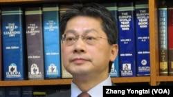台湾外交部发言人李宪章(资料照片)