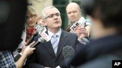 Anggota parlemen independen Australia, Andrew Wilkie (Foto: dok).