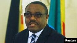 Firayim Ministan Habasha Hailemariam Desalegn