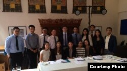 The 2015 Tibetan Youth Leadership Program