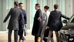 سونگ تائو، مسئول دپارتمان امور خارجی حزب کمونیست