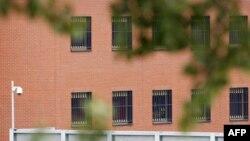 Zatvorski centar u Sheveningenu.