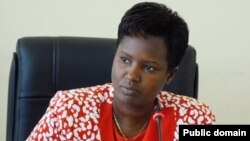 Aimée Laurentine Kanyana umushikiranganji w'ubutungane mu Burundi