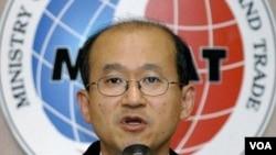 Perunding Nuklir Lim Sung-nam berkunjung ke Amerika untuk mengkoordinasikan kebijakan nuklir Korea Utara (foto:dok).
