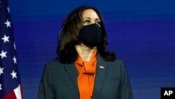 Wakil Presiden Terpilih AS, Kamala Harris