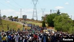 罷工礦工拒絕返回工作崗位