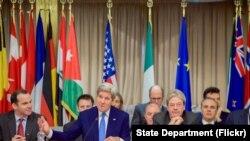 Global Effort Needed to Defeat Terrorism
