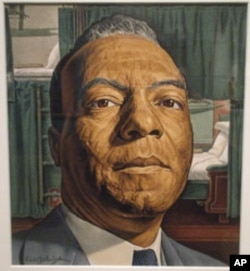 Portrait of Asa Philip Randolph by Ernest Hamlin Baker (National Portrait Gallery-Smithsonian Institution)