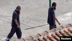 Guantanamodagi uyg'urlar, arxiv surat, 2006-yil