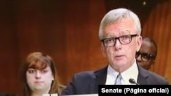 H. Dean Pittman, indicado para Embaixador dos EUA em Moçambique