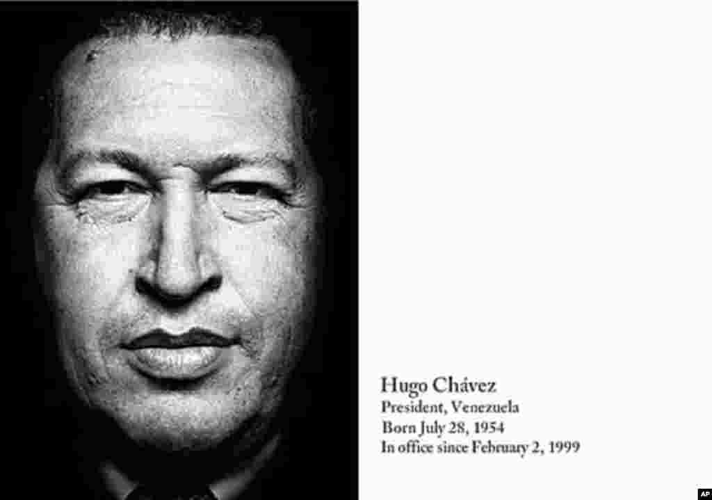 President Hugo Chavez of Venezuela