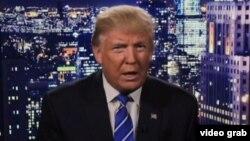 Donald Trump lewat video yang dipasang di halaman Facebook-nya mengaku bersalah dan meminta maaf atas rekaman video tidak pantas dari tahun 2005 (foto: dok).