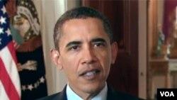 Obama calificó al empleo como el foco primordial de su administración.