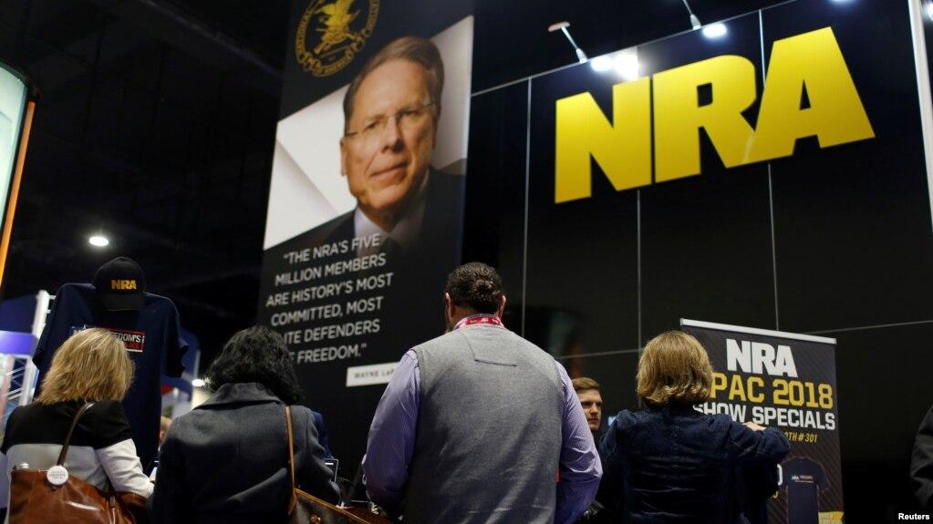 Shoqata Kombëtare e Armëve të Zjarrit padit shtetin e Floridës