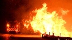 Etat d'urgence en Californie : 180.000 personnes sommées d'évacuer suite à l'incendie