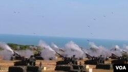 VOA连线(郑继文):台湾汉光年度军演,看点何在?