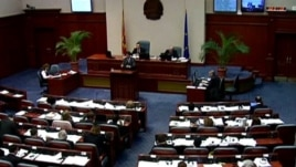 Makedonski parlament