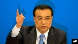 리커창 중국 총리