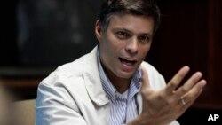 Leopoldo López realiza una gira por Latinoamérica que coincide con la que lleva a cabo el presidente Nicolás Maduro.