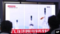 South Korea Koreas Projectile