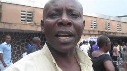 Probleme centre de vote Kinshasa