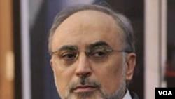 Ali Akbar Salehi, resmi menjabat Menlu Iran hari Sabtu, menggantikan Manouchehr Mottaki.