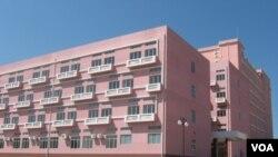 Malanje hospital materno infantil