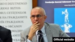 Arhiva - Rodoljub Šabić, poverenik za informacije od javnog značaja i zaštitu podataka o ličnosti (Foto: Medijacentar Beograd)