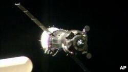 """Космический корабль """"Союз ТМА-09М"""". 29 мая 2013г."""
