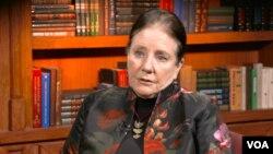 前美驻缅甸使团团长克拉普女士接受美国之音专访(美国之音莉雅)