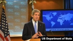 Secretary John Kerry releases the annual International Religious Freedom Report