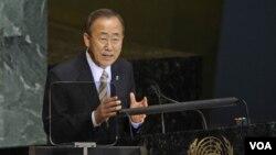 Sekjen PBB Ban Ki-moon mengatakan, teknologi berwawasan lingkungan bukan kemewahan bagi negara-negara maju.