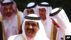 Шейх Хамад бин Халифа аль-Тани