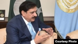 Pakistan NSA Nasir Janjua meeting Owen Jenkins
