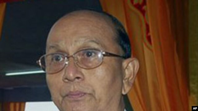 Thein Sein (File)