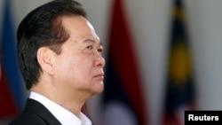 Cựu Thủ tướng Nguyễn Tấn Dũng.