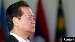 15일부터 미국 캘리포니아 주에서 열리고 있는 동남아시아국가연합(ASEAN) 정상회의에 참석한 응웬 떤 중 베트남 총리.