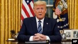 VaDonald Trump vachitaura pamusoro peCovid-19