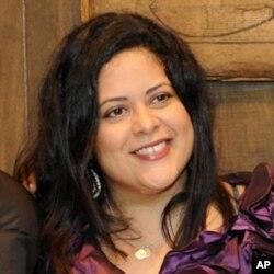 奥巴马总统之妹玛雅·苏托洛