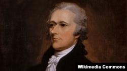 미국 건국의 아버지이자 초대 재무장관인 알렉산더 해밀턴. (자료사진)
