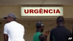 No Moxico hospitais sao apenas paredes ; UNITA