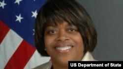 美国国务院负责国际宗教自由事务的无任所大使苏珊•库克