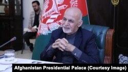 Afg'oniston Prezidenti Ashraf G'ani