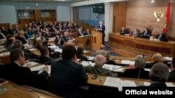 Skupština Crne Gore, arhivska fotografija