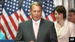 Las recomendaciones, que provienen de un grupo de trabajo del líder de la cámara, John Boehner, crearán un enfrentamiento con los líderes demócratas que se oponen a cambiar la ley de EE.UU.