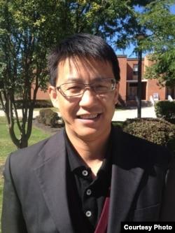 马海云教授