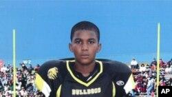 Hình ảnh do gia đình của Trayvon Martin cung cấp. Martin đã bị bắn chết tại thị trấn Sanford, Florida vào ngày 26/2/2012