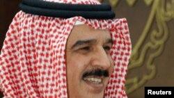 Qiralê Behreynê Şêx Hemen bin Îsa Al Xelîfa.