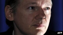 Assange İngiltere'de Hapisten Çıktı